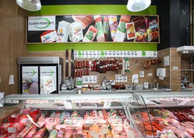 Illker-Food - Kiskereskedelem